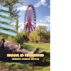 Rummel im Plänterwald - Kulturpark · Spreepark · Lost Place DVD Cover