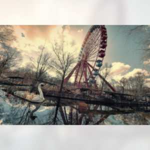 Berliner Spreepark Riesenrad von Philipp Messinger Fotografie